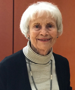 Joan Kuster '51, Emerita