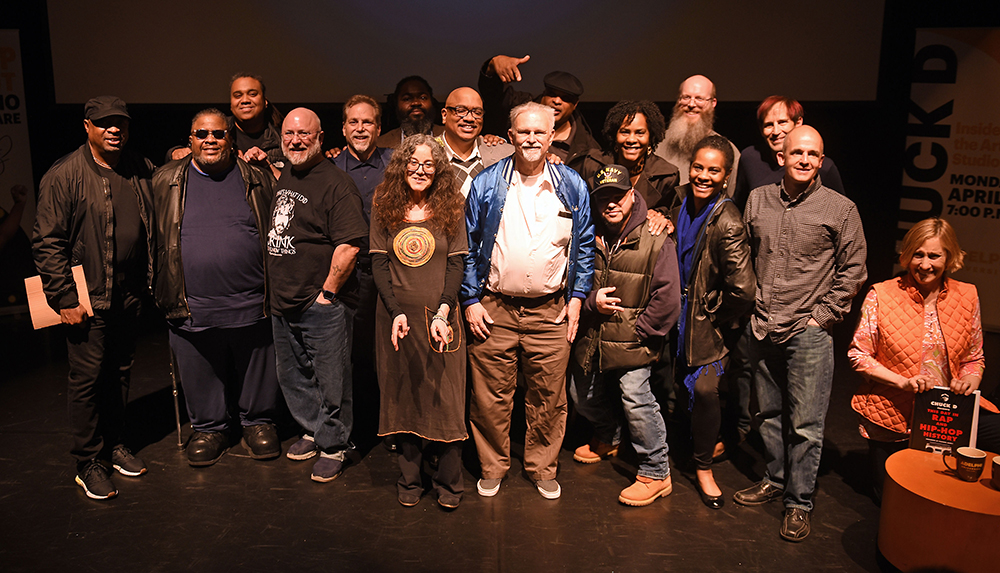 A group photo from the 2019 WBAU Reunion