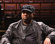 Inside the Artist's Studio with Chuck D